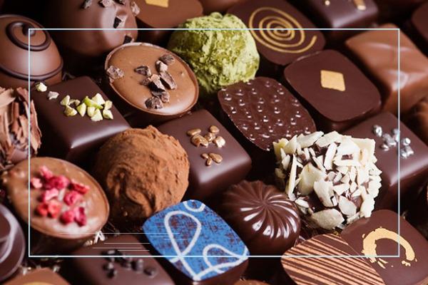 Chocolates y amor