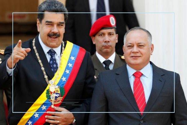 Maduro y Diosdado Cabello - Venezuela
