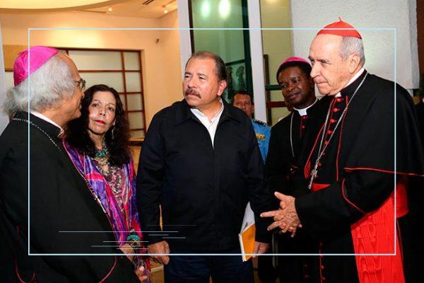 Obispos y Ortega